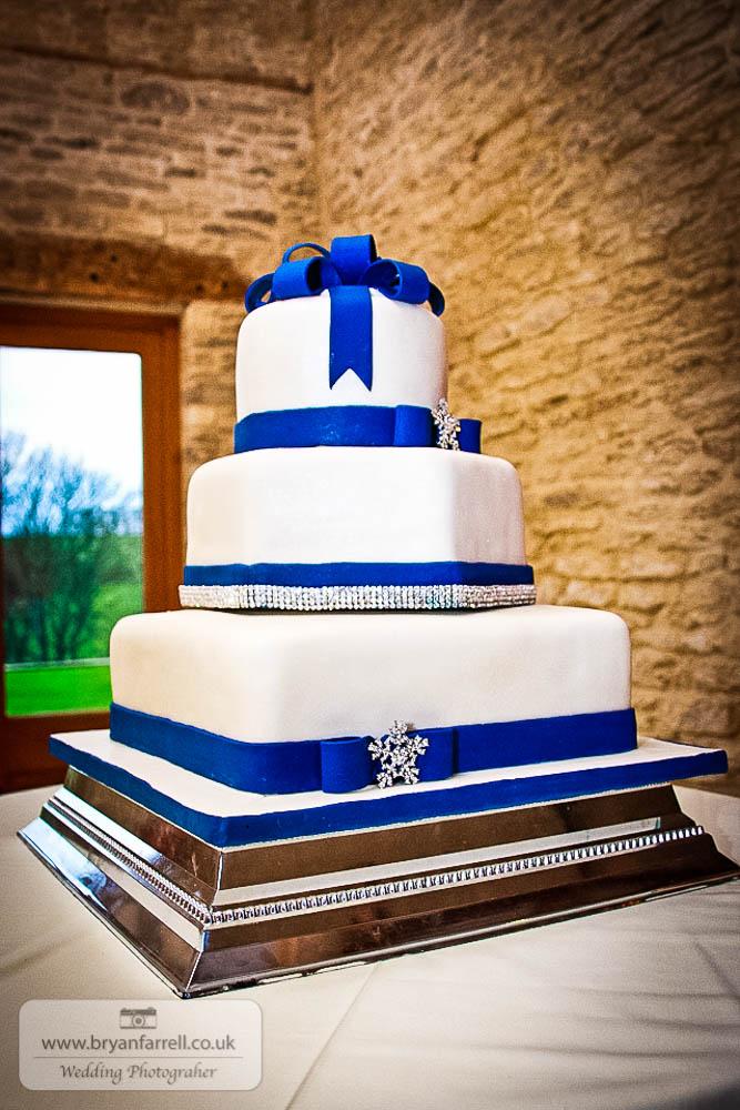 Kingscote Barn Wedding 58