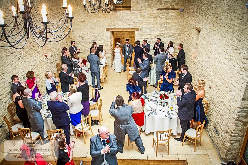 Kingscote Barn Wedding 62