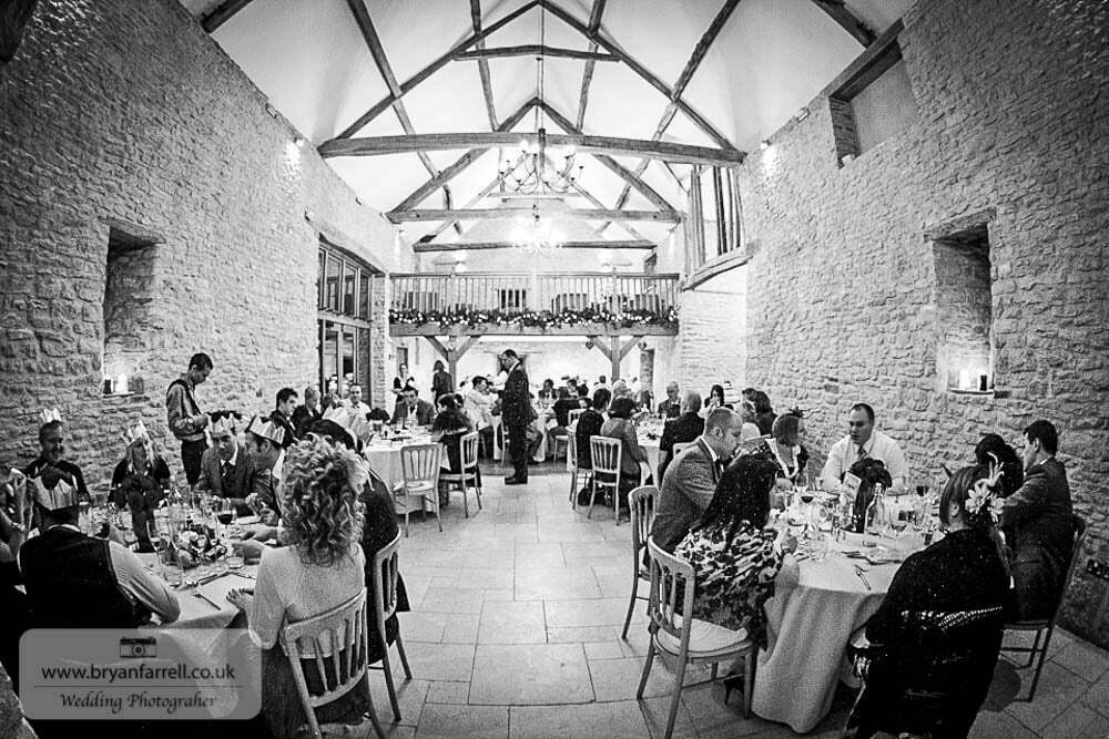 Kingscote Barn Wedding 69