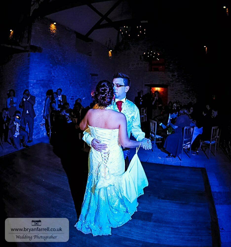 Kingscote Barn Wedding 76