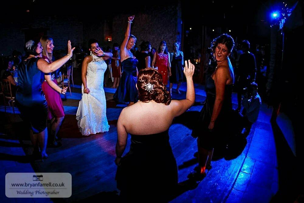 Kingscote Barn Wedding 84