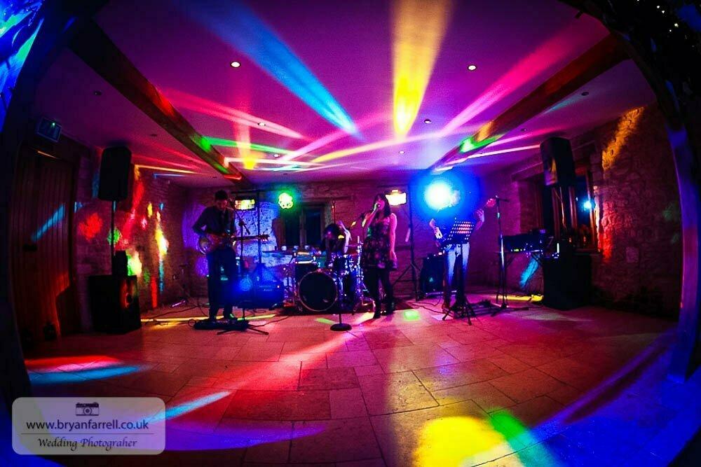 Kingscote Barn Wedding 88