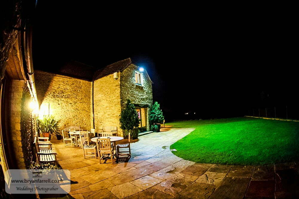 Kingscote Barn Wedding 90