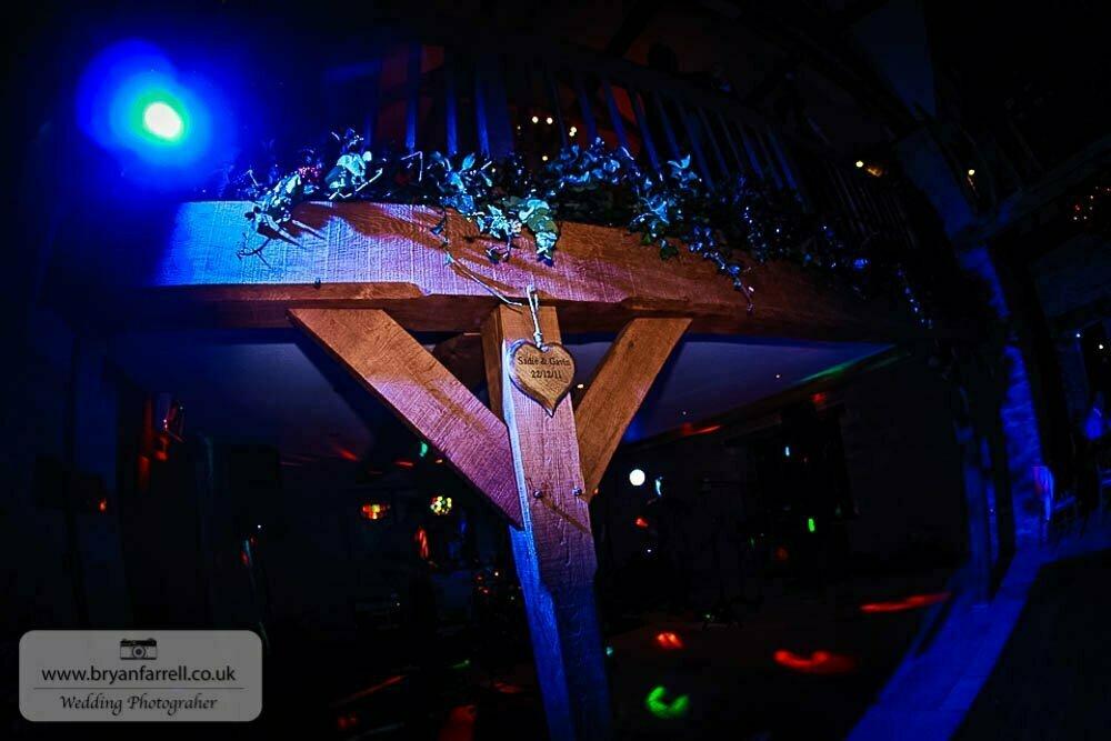 Kingscote Barn Wedding 92