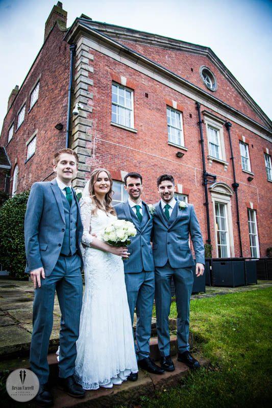 Mottram Hall Wedding 177