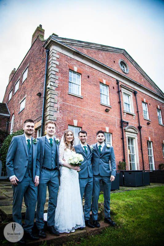 Mottram Hall Wedding 179