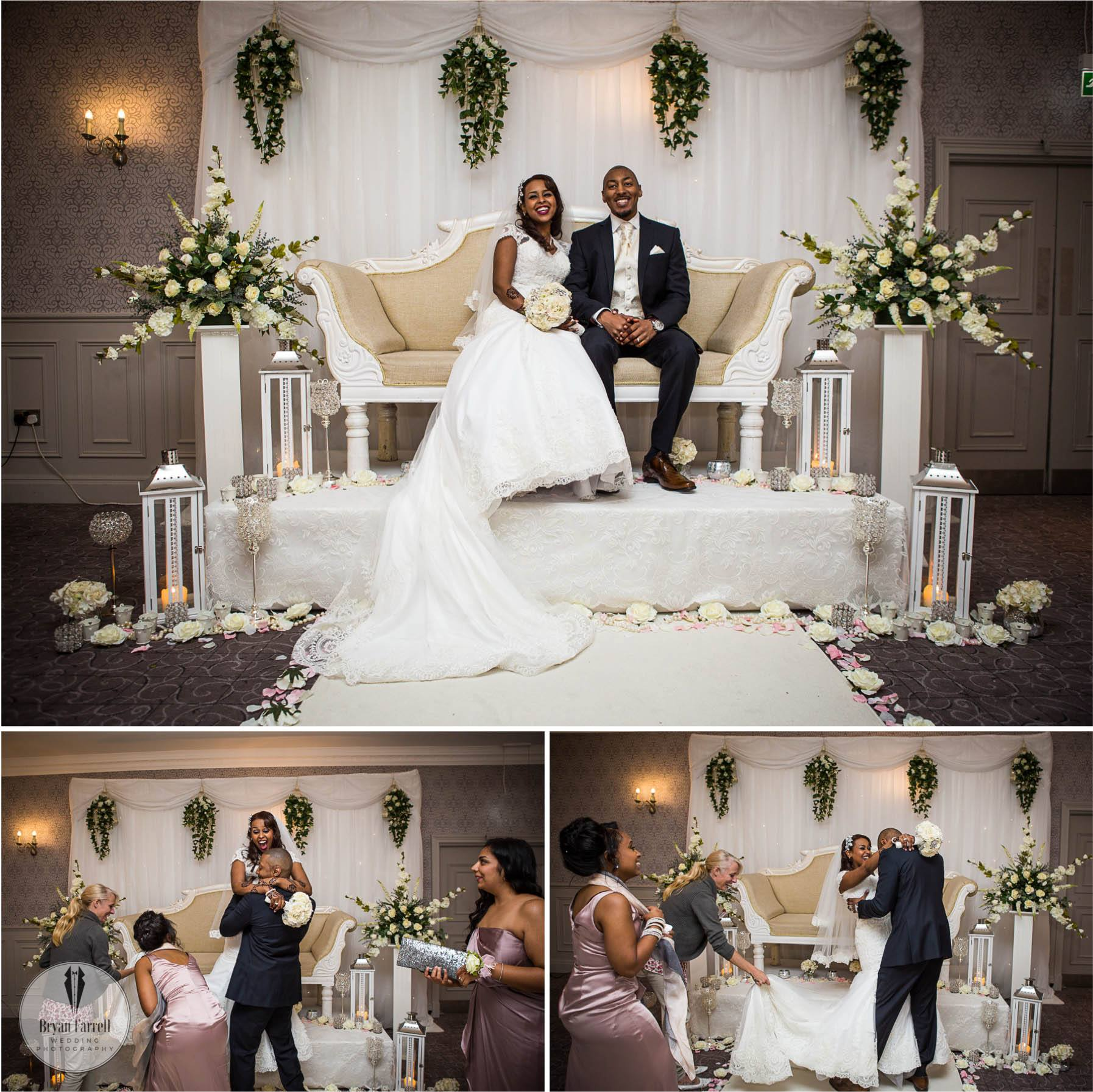 Arabic Wedding – Mottram Hall – SM.