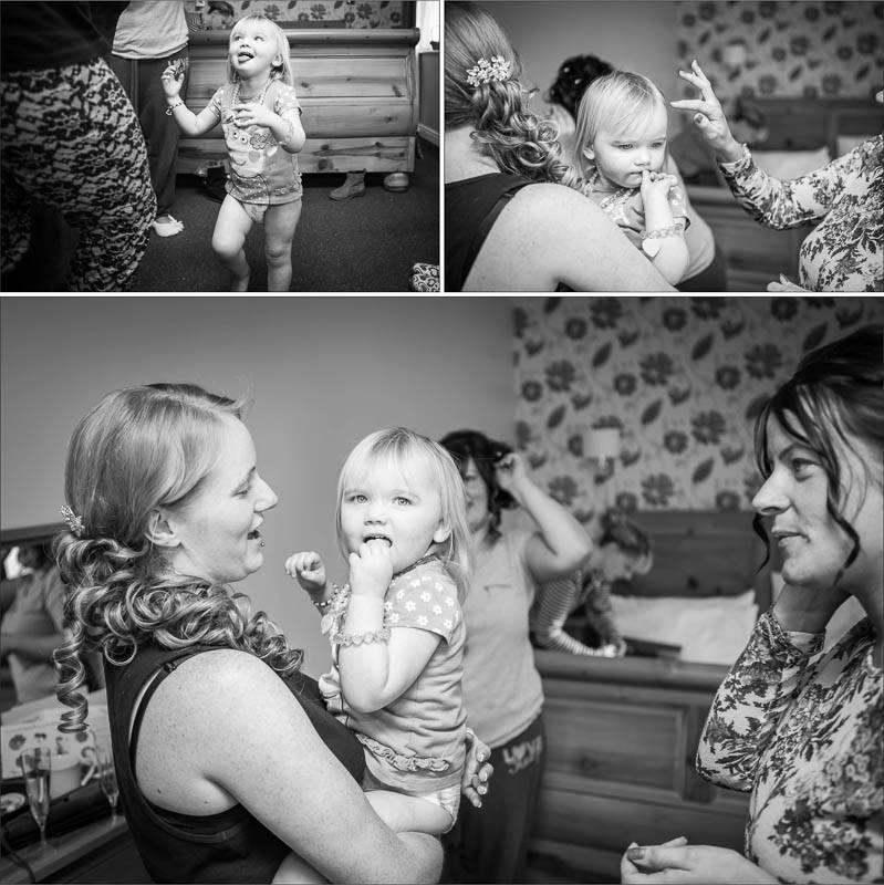 Mytton Fold Hotel Wedding Photography 19