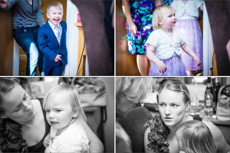 Mytton Fold Hotel Wedding Photography 23
