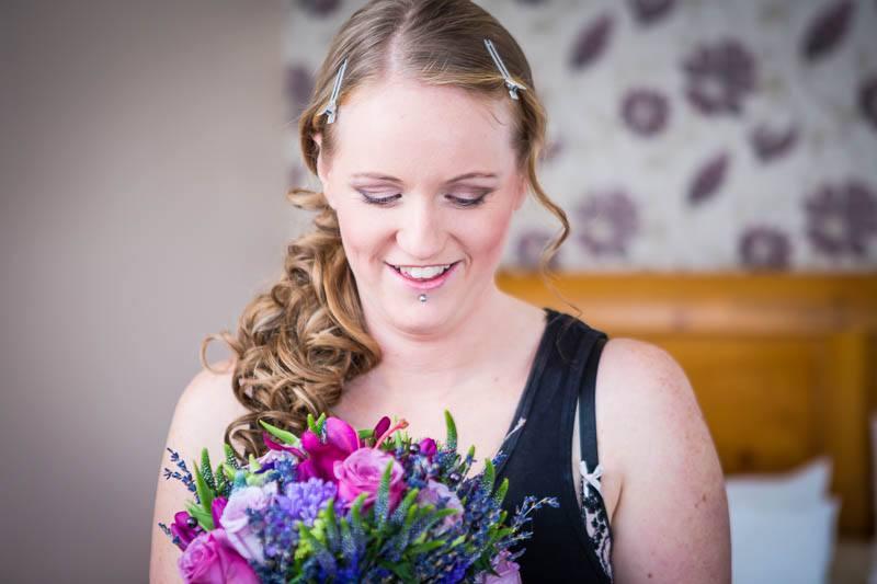 Mytton Fold Hotel Wedding Photography 27