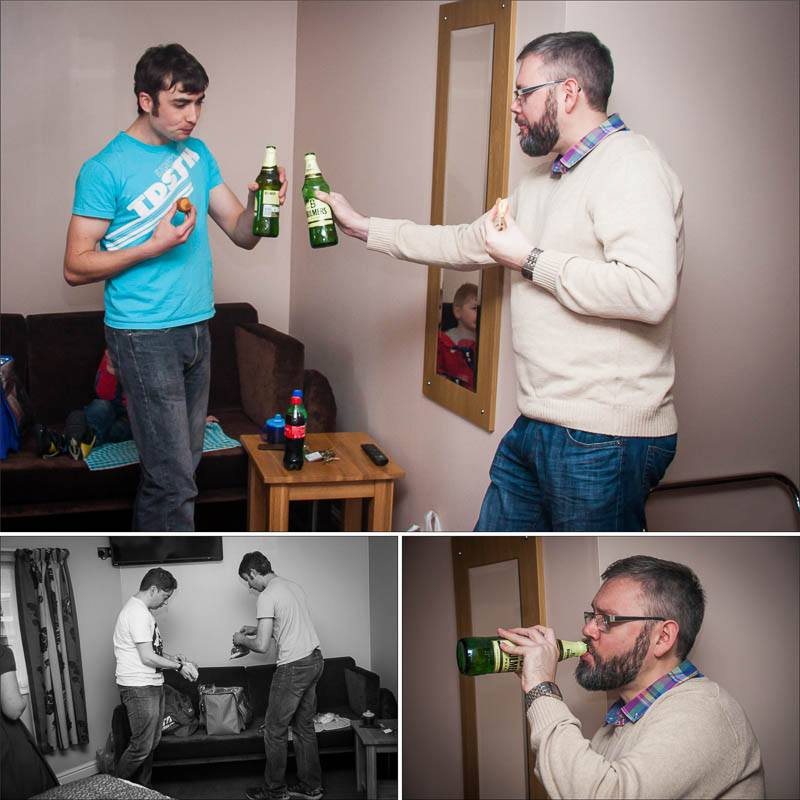Mytton Fold Hotel Wedding Photography 33
