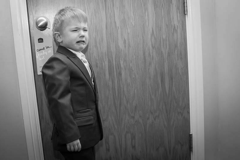 Mytton Fold Hotel Wedding Photography 35