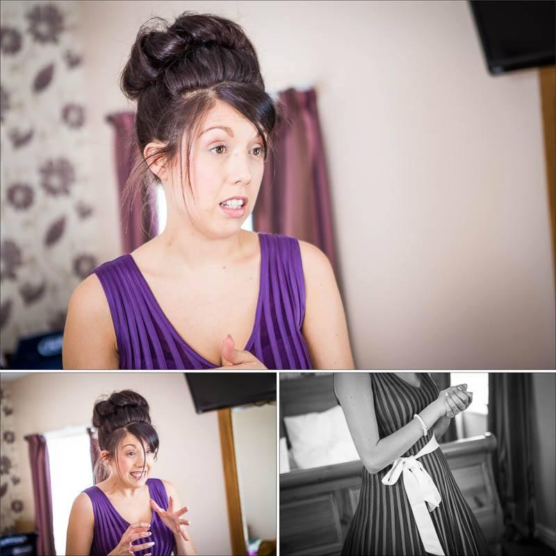 Mytton Fold Hotel Wedding Photography 43
