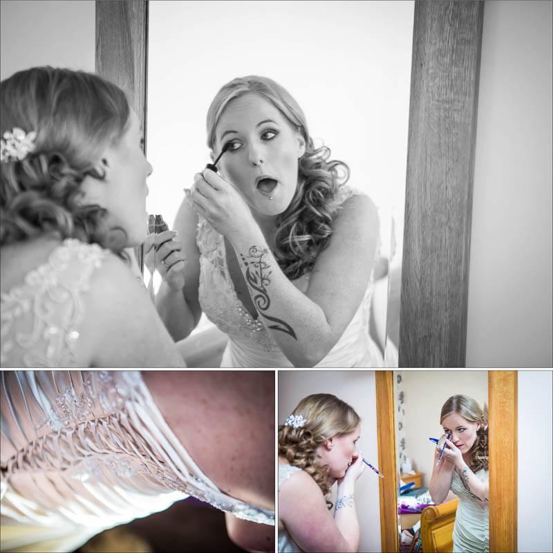 Mytton Fold Hotel Wedding Photography 45