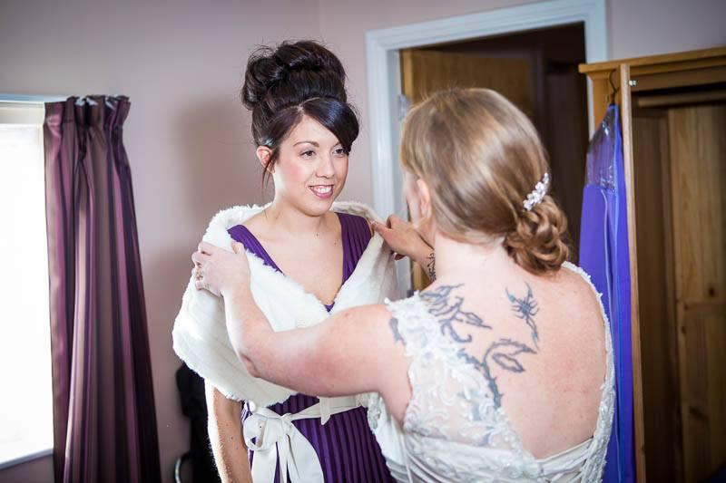Mytton Fold Hotel Wedding Photography 48