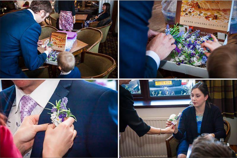 Mytton Fold Hotel Wedding Photography 51