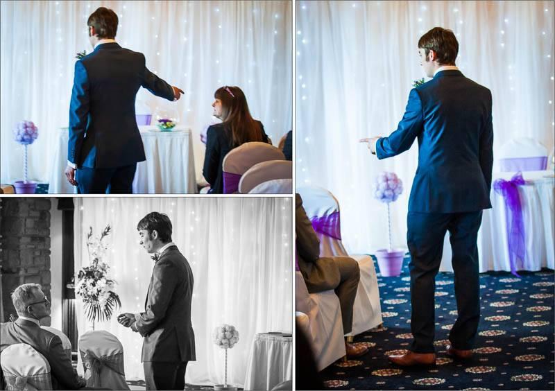 Mytton Fold Hotel Wedding Photography 56