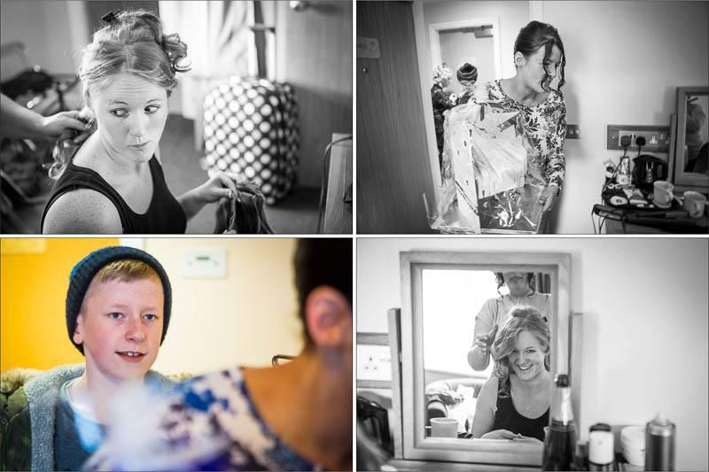 Mytton Fold Hotel Wedding Photography 6