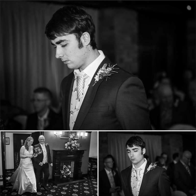 Mytton Fold Hotel Wedding Photography 62
