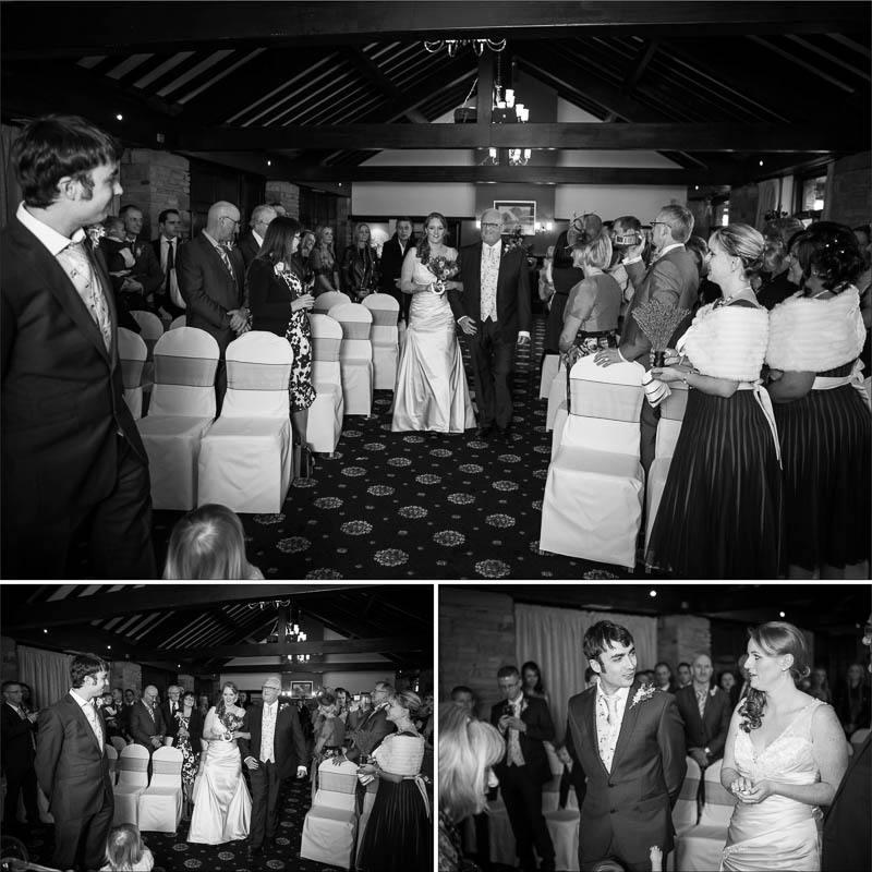 Mytton Fold Hotel Wedding Photography 63