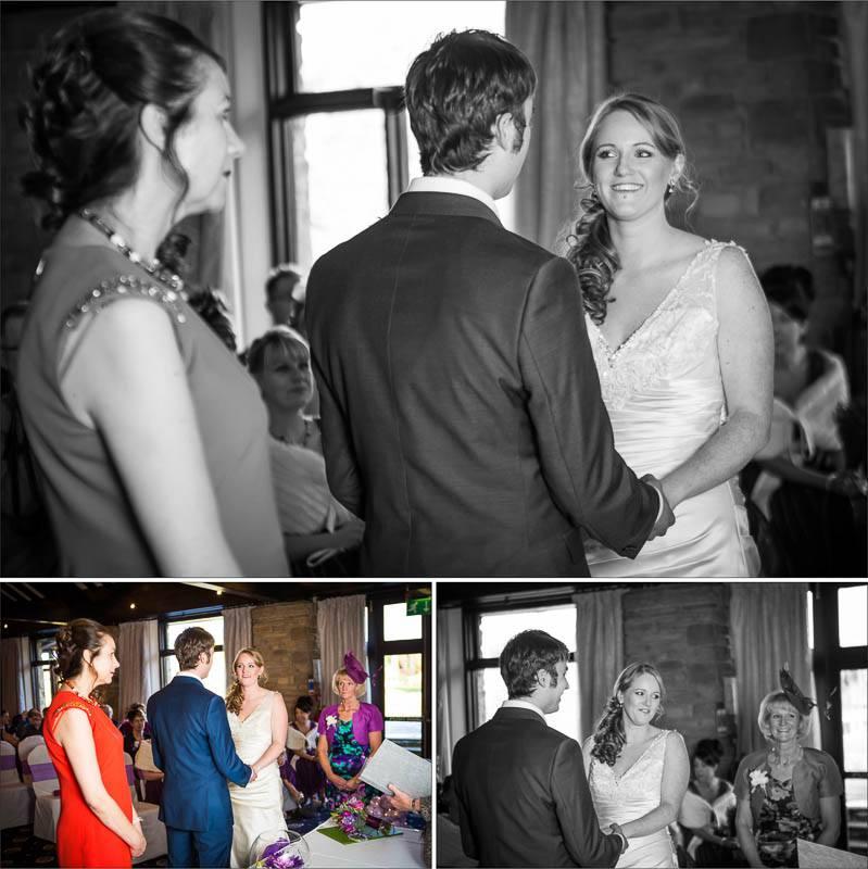 Mytton Fold Hotel Wedding Photography 65