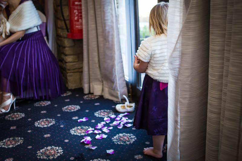 Mytton Fold Hotel Wedding Photography 67