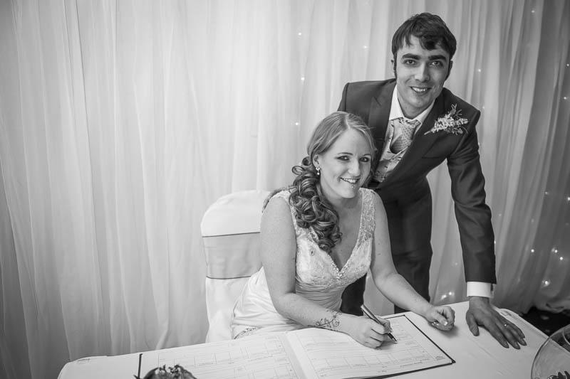 Mytton Fold Hotel Wedding Photography 70