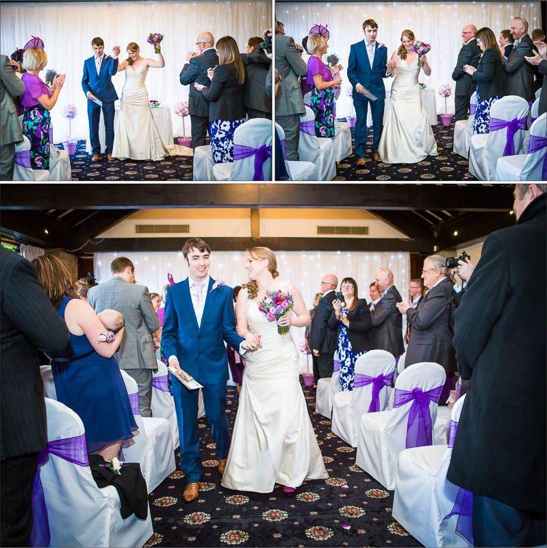 Mytton Fold Hotel Wedding Photography 75