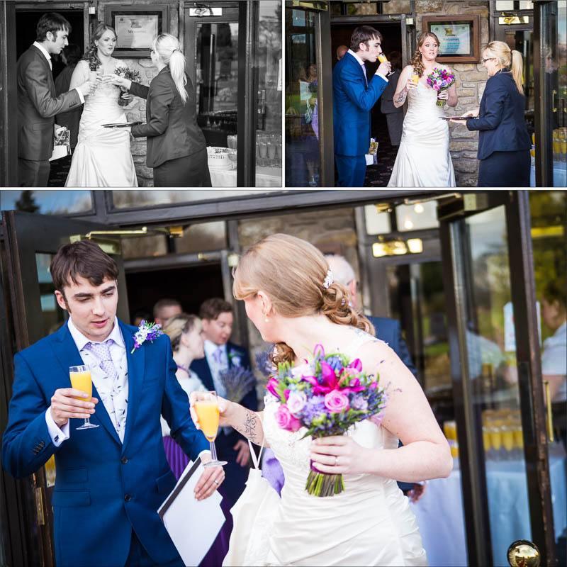 Mytton Fold Hotel Wedding Photography 76