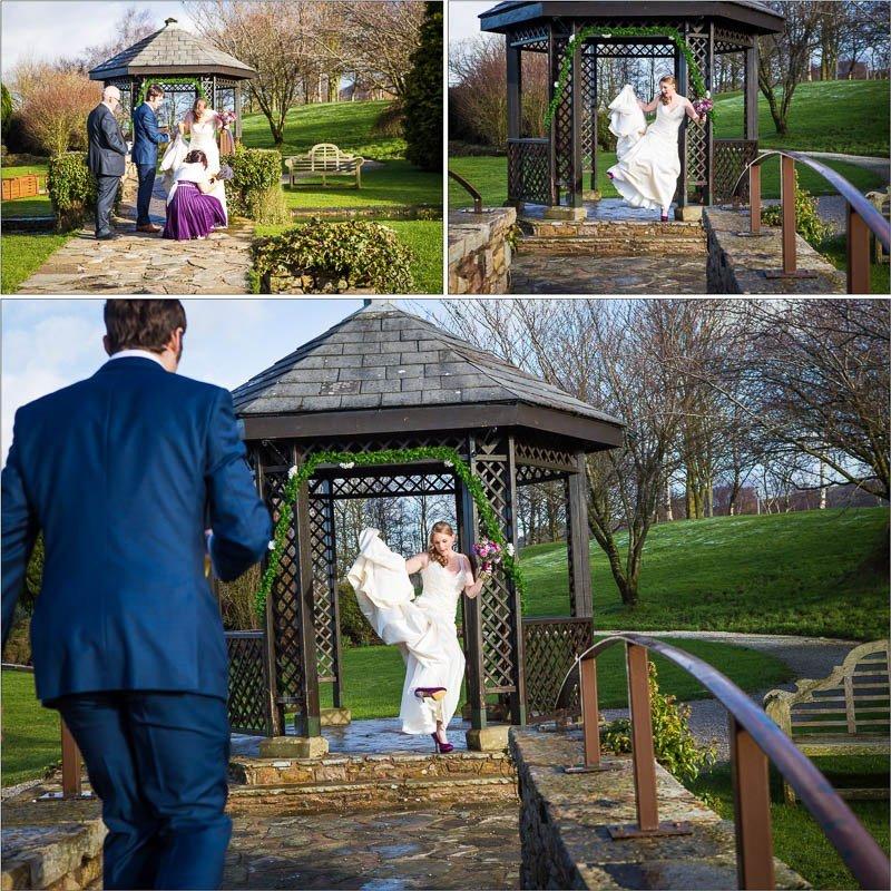 Mytton Fold Hotel Wedding Photography 77