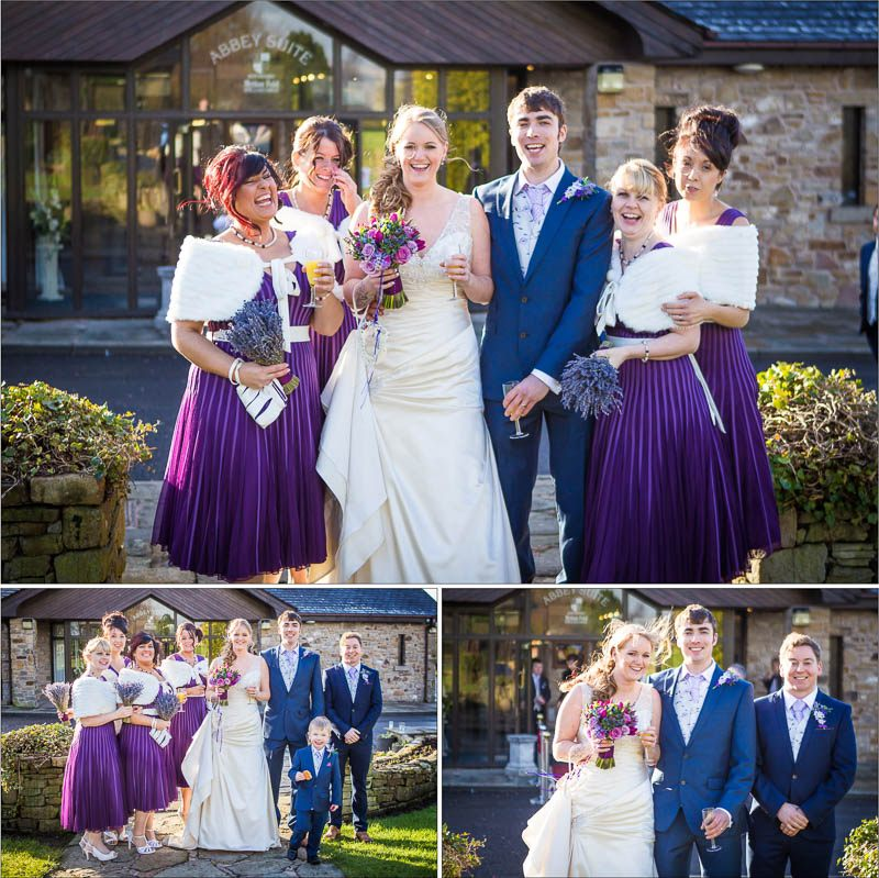 Mytton Fold Hotel Wedding Photography 81