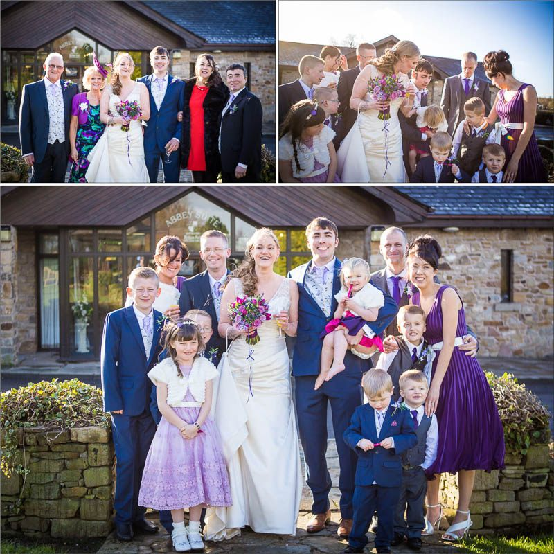 Mytton Fold Hotel Wedding Photography 82