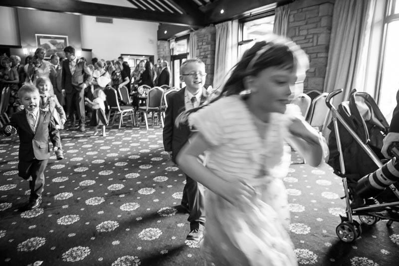 Mytton Fold Hotel Wedding Photography 85