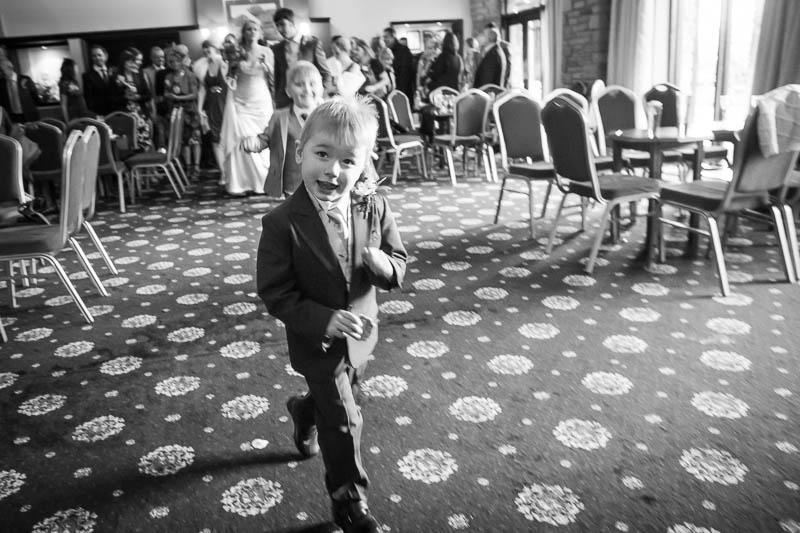 Mytton Fold Hotel Wedding Photography 86