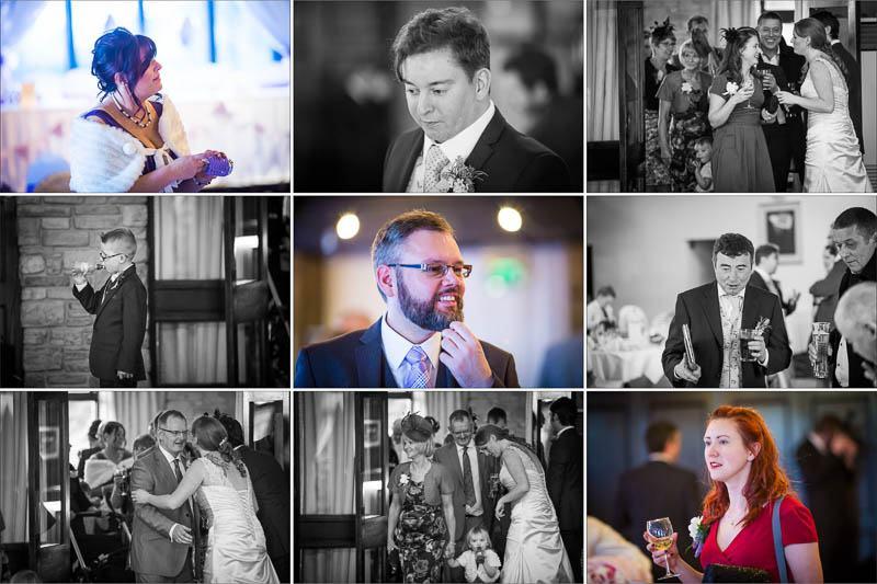 Mytton Fold Hotel Wedding Photography 99