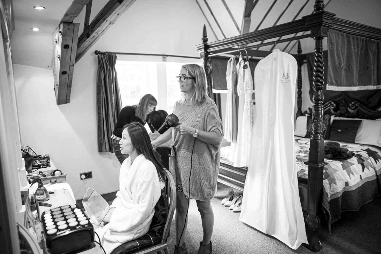 Orchardleigh House Wedding 11