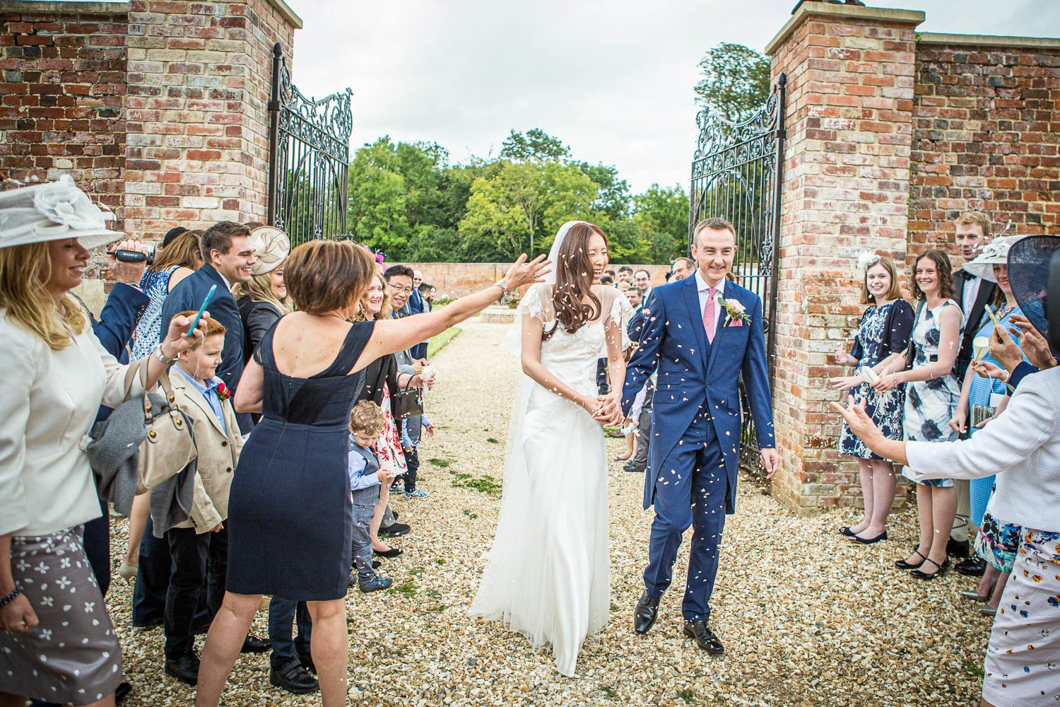 Orchardleigh House Wedding 111