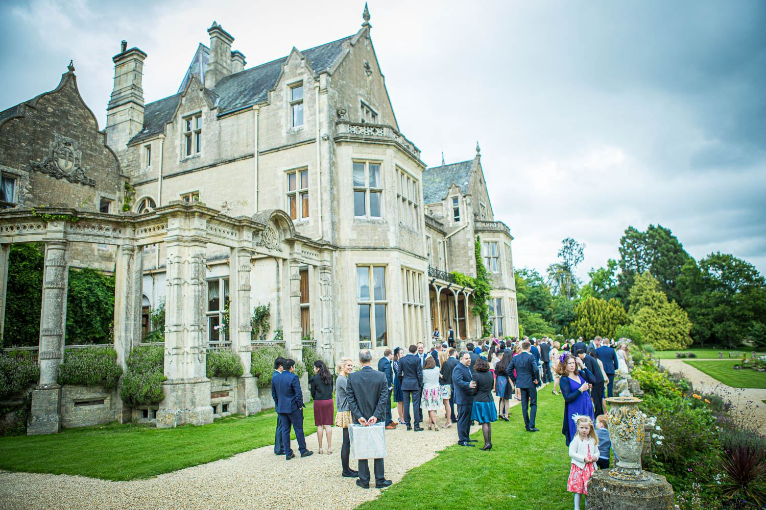 Orchardleigh House Wedding 133