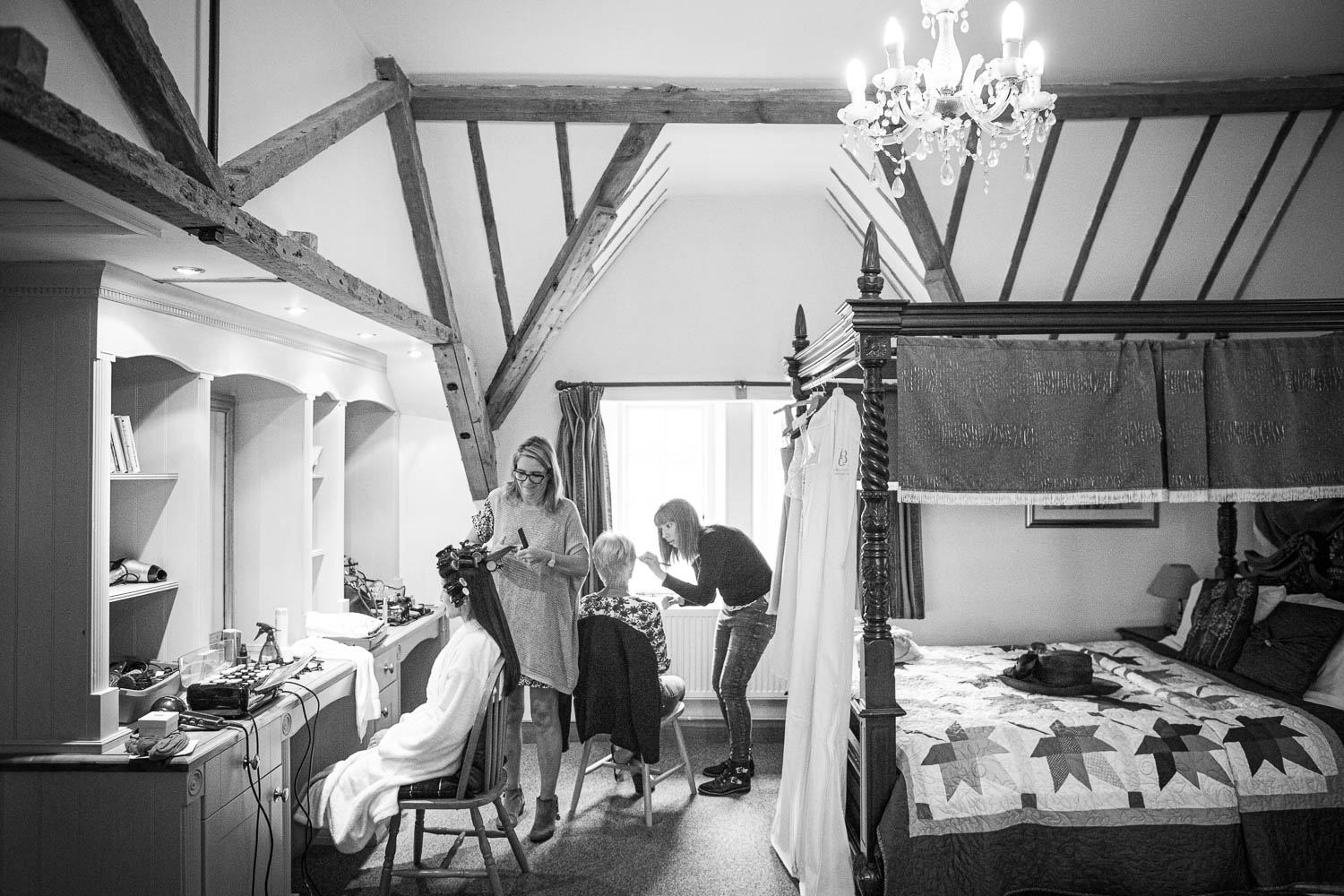 Orchardleigh House Wedding 14