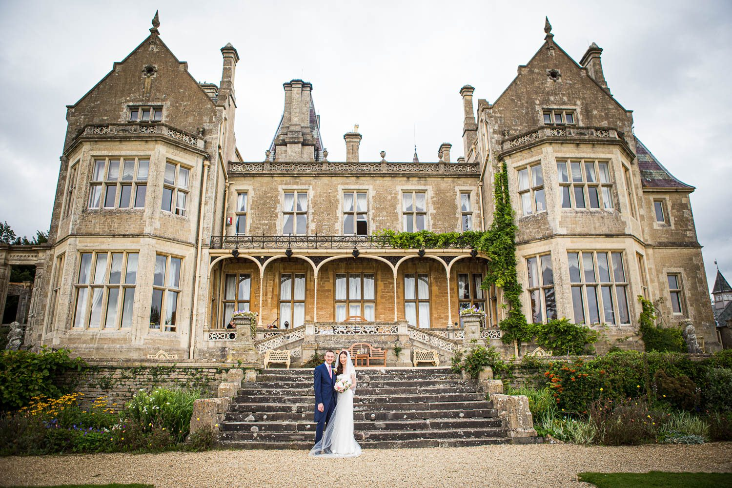 Orchardleigh House Wedding 203