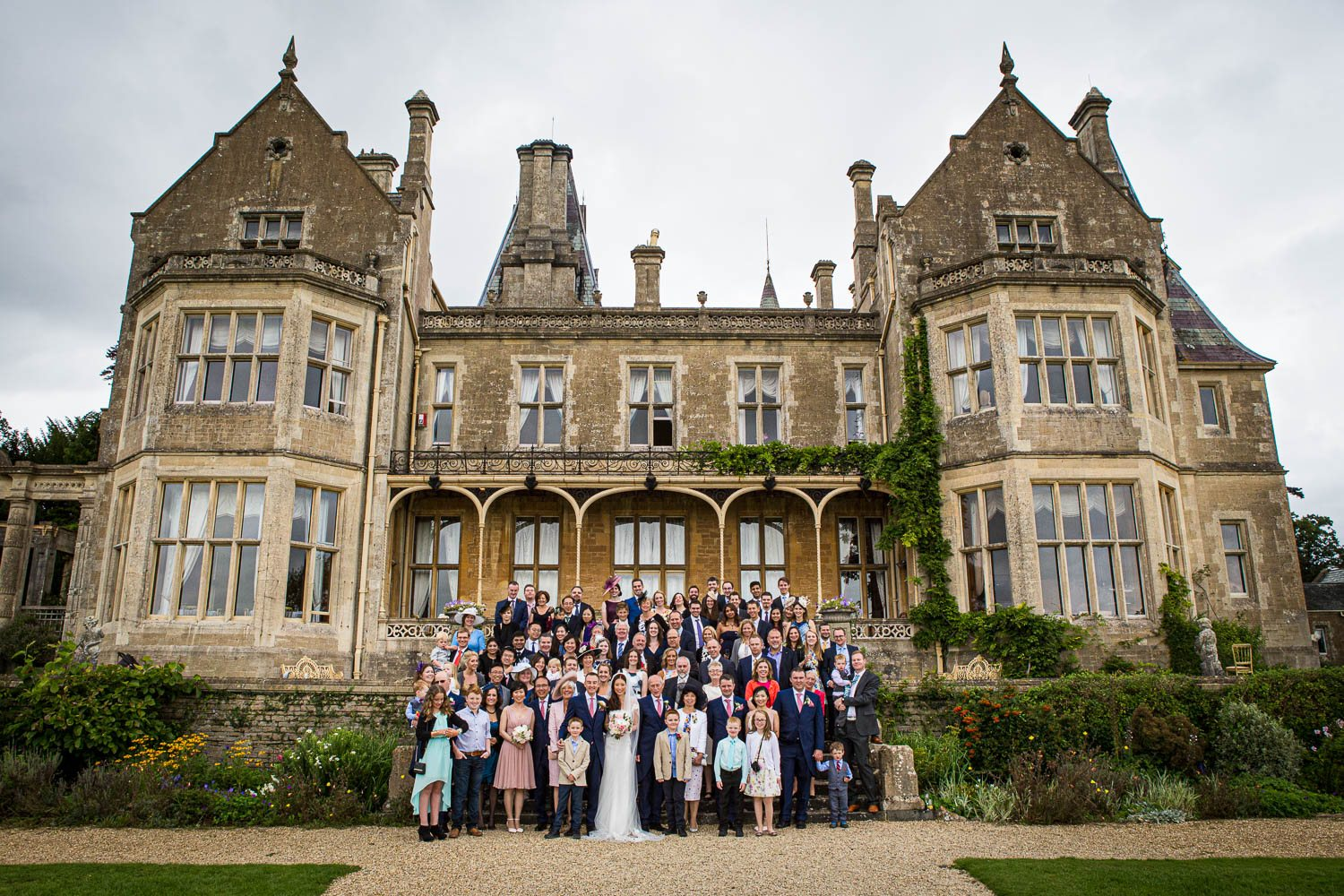 Orchardleigh House Wedding 213