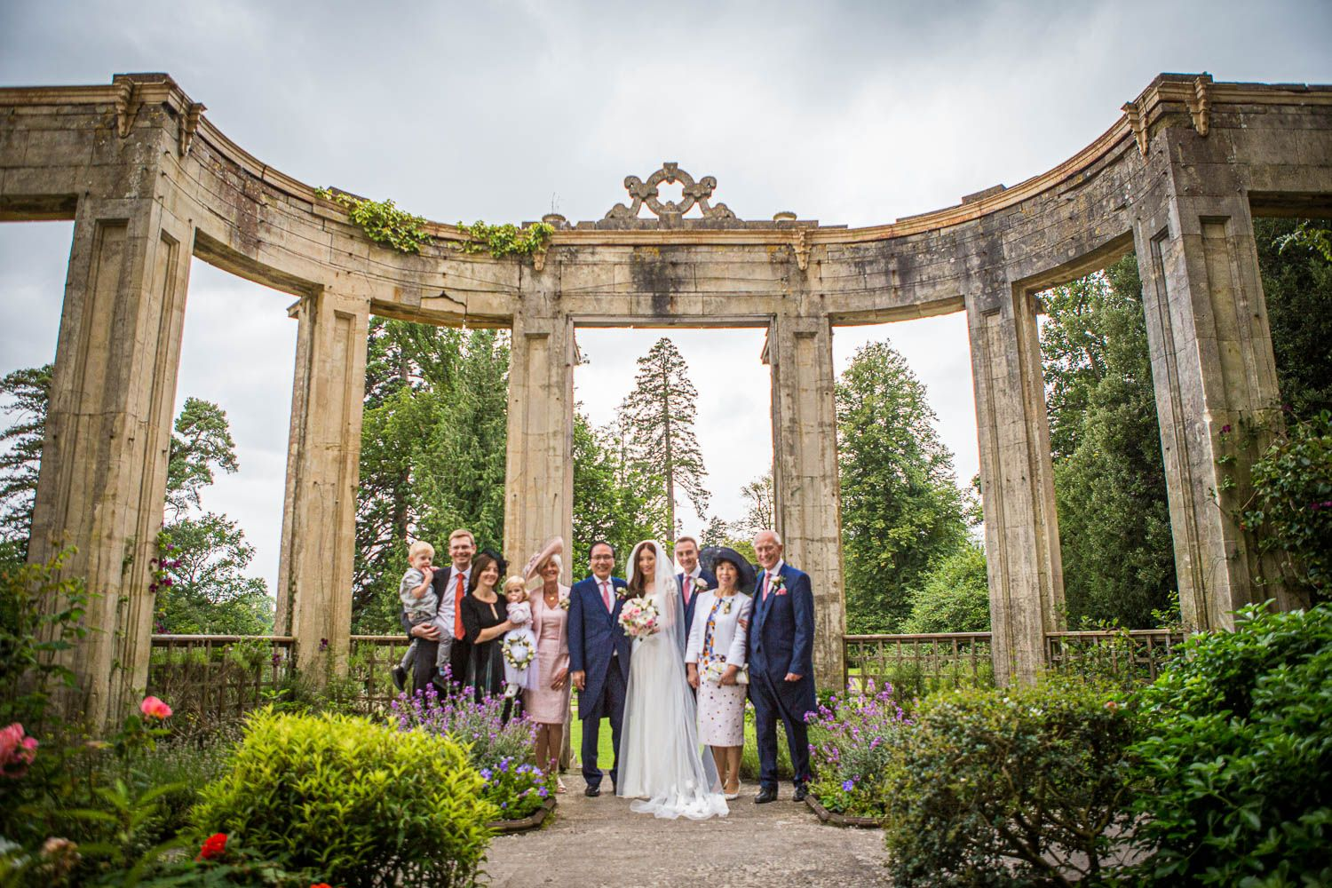 Orchardleigh House Wedding 233