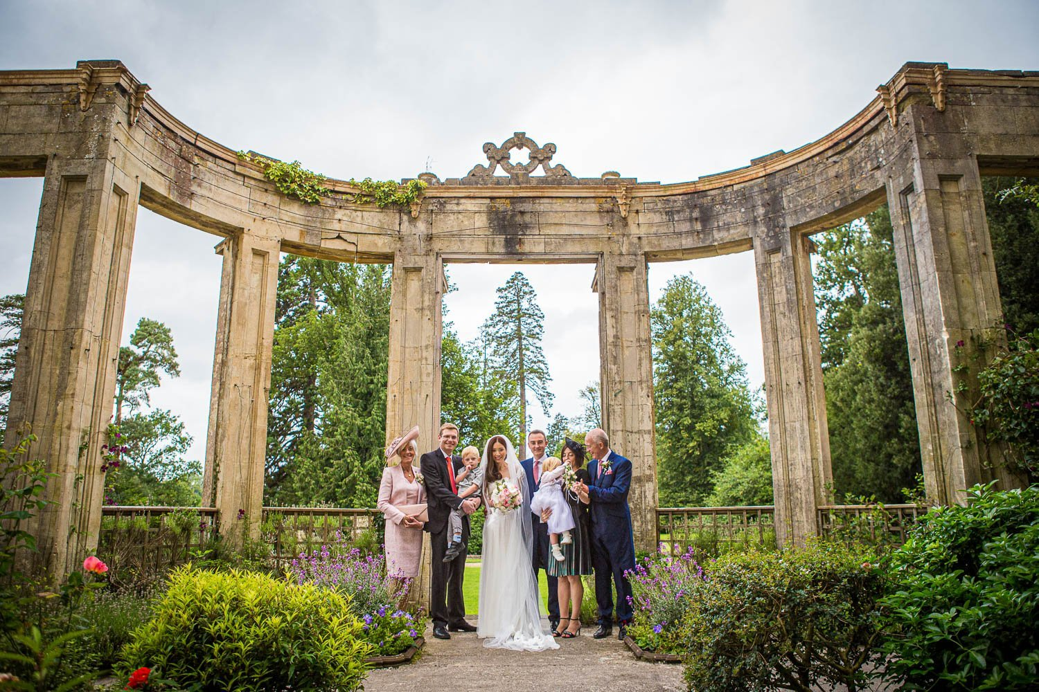 Orchardleigh House Wedding 237