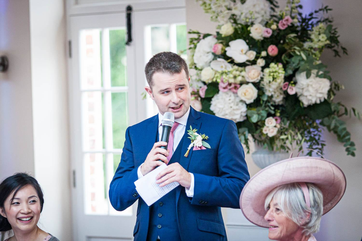 Orchardleigh House Wedding 317