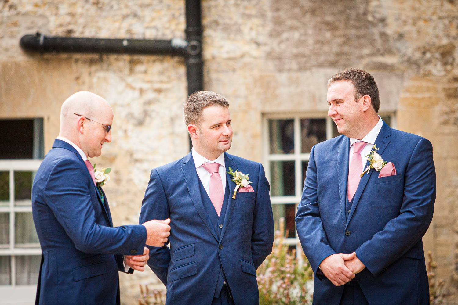Orchardleigh House Wedding 33