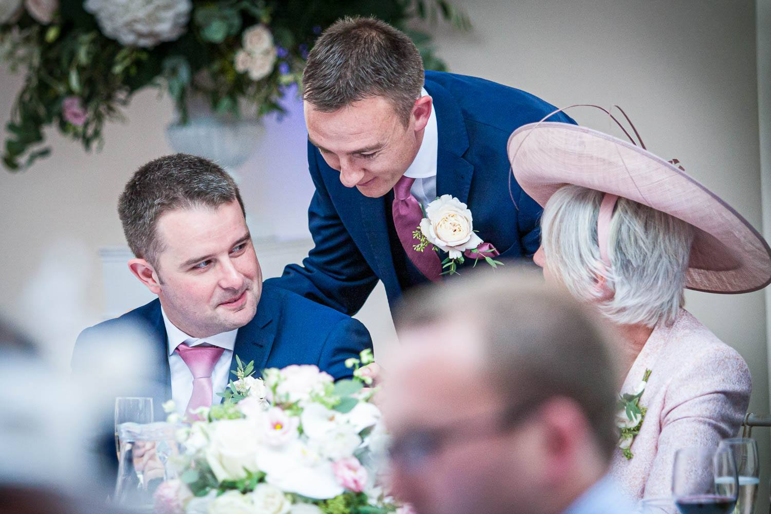 Orchardleigh House Wedding 348