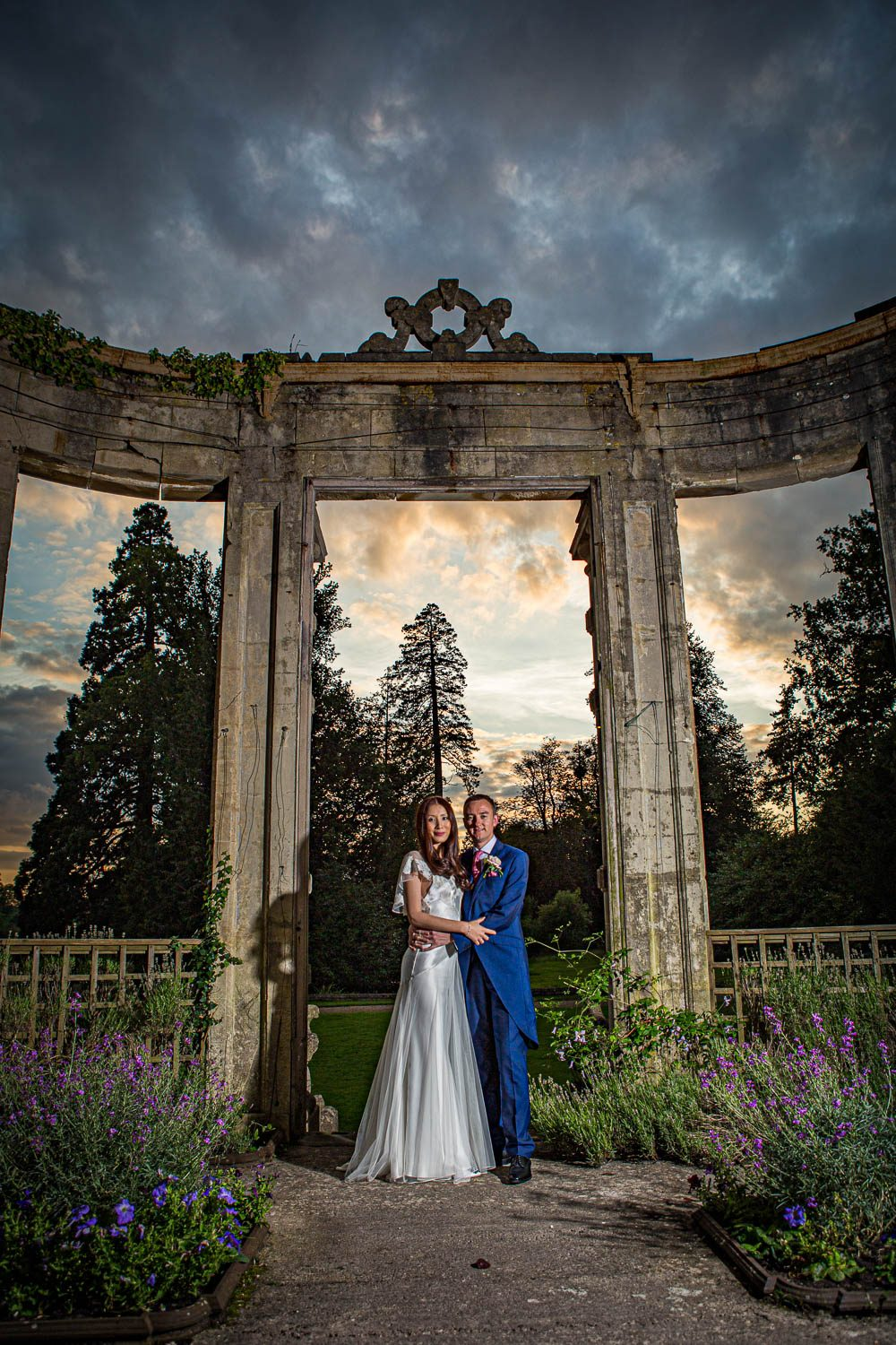 Orchardleigh House Wedding 349