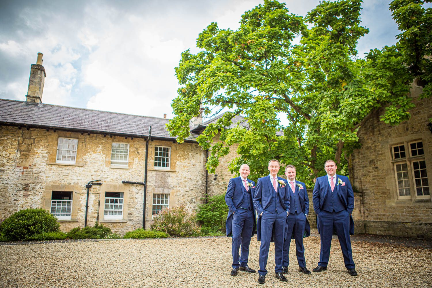 Orchardleigh House Wedding 35