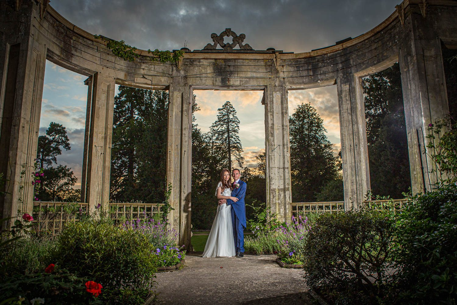 Orchardleigh House Wedding 350