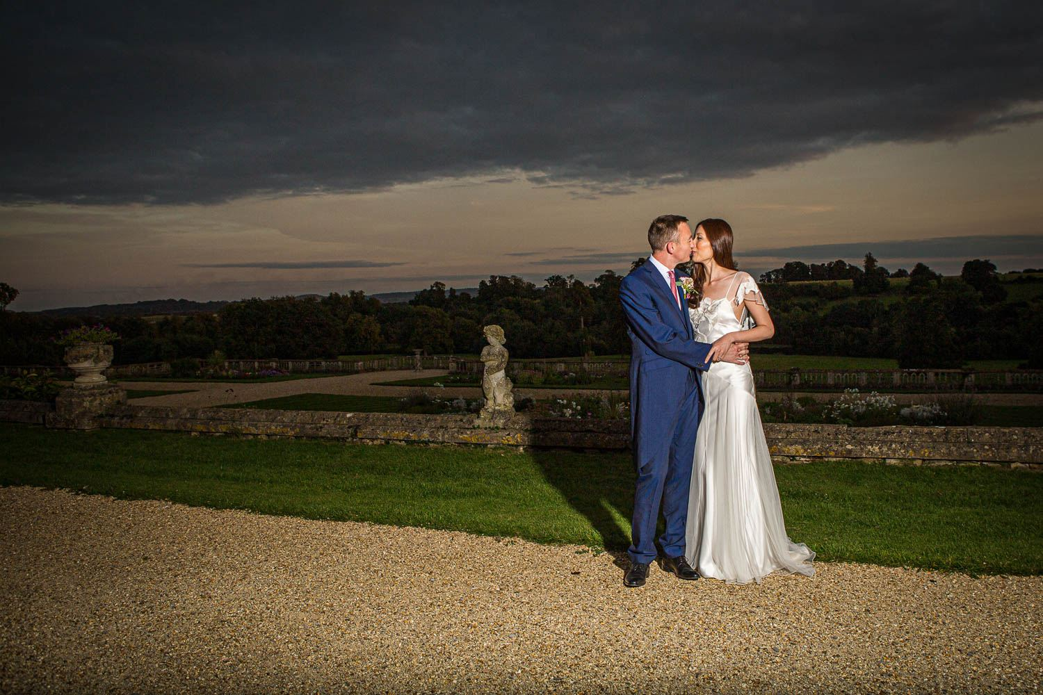 Orchardleigh House Wedding 354